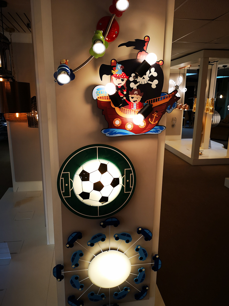 Childrens Wall Lights