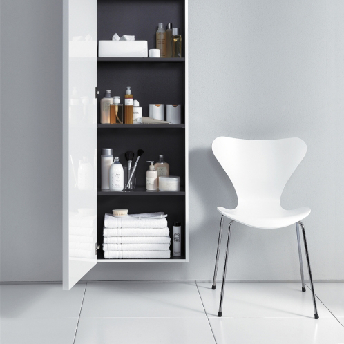 Bathroom Tower Cabinet Units - Delos