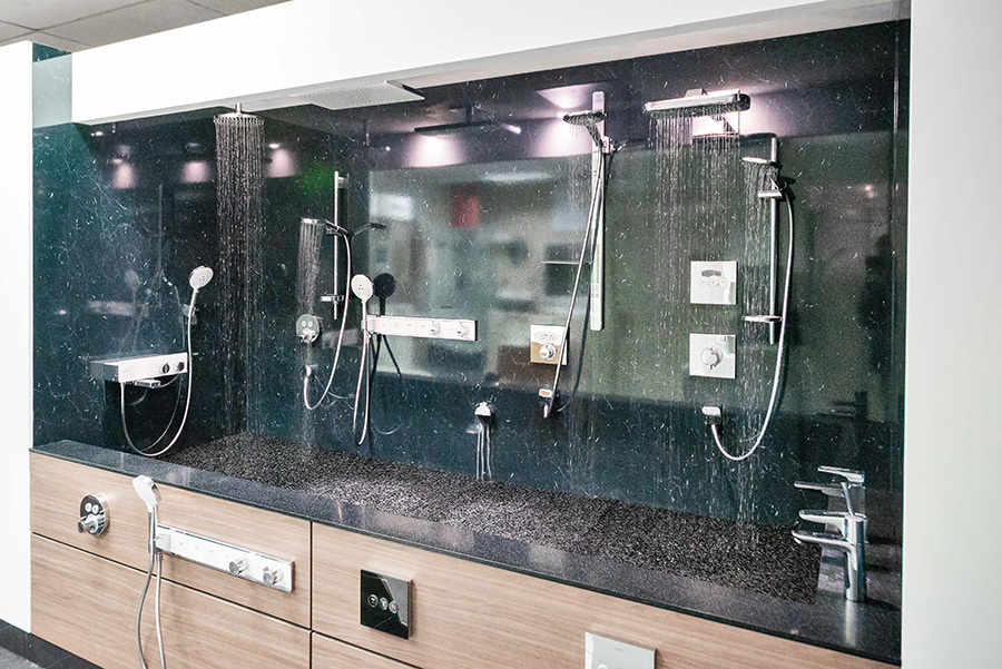 Hansgrohe - Axor Shower Taps