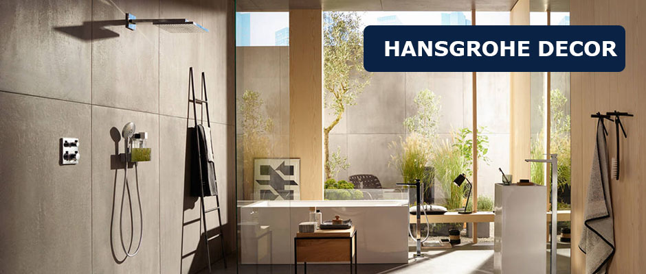 Hansgrohe Taps Modern