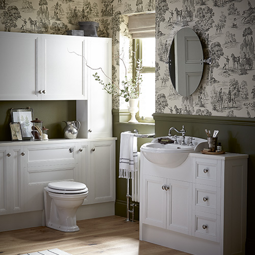 Heritage Bathroom Furniture Fitted