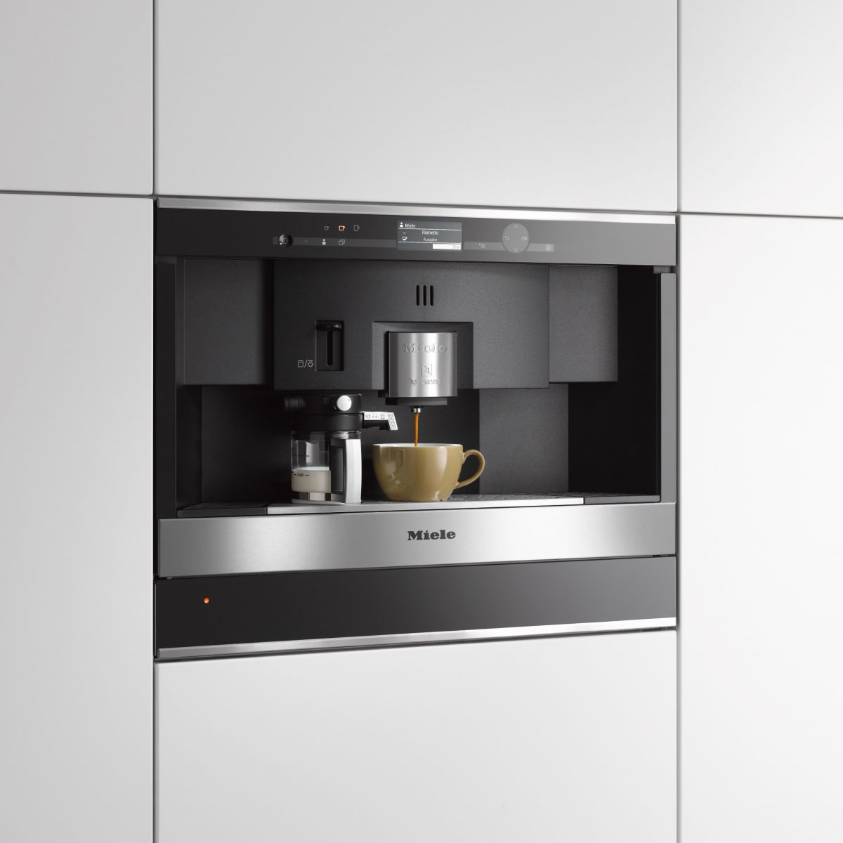 Miele Integrated Appliances