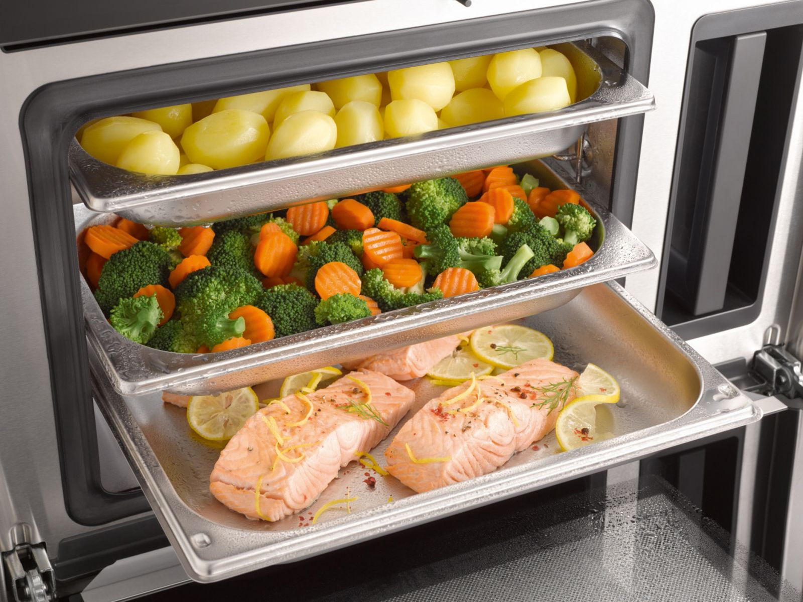 Miele Warming Steamer Trays