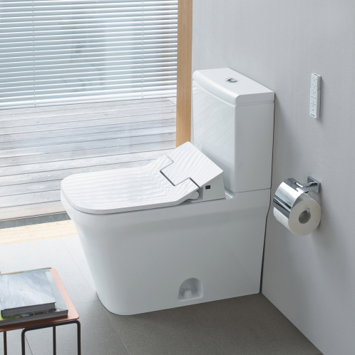 duravit bathrooms toilets baths and basins authorised. Black Bedroom Furniture Sets. Home Design Ideas