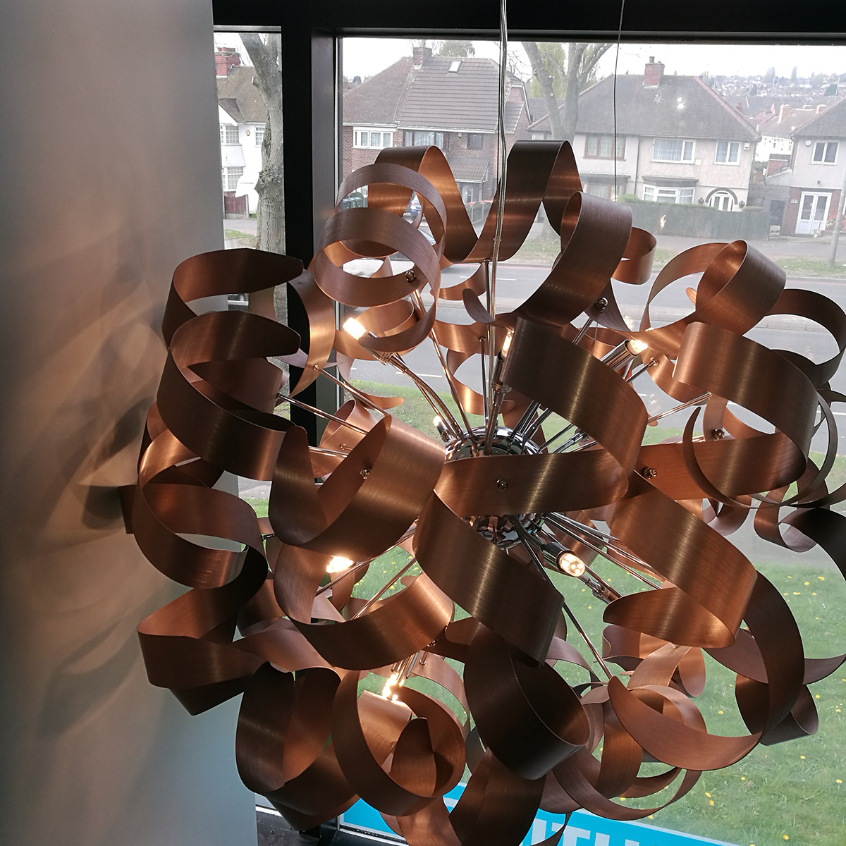 Unusual Lights - Shades - Copper