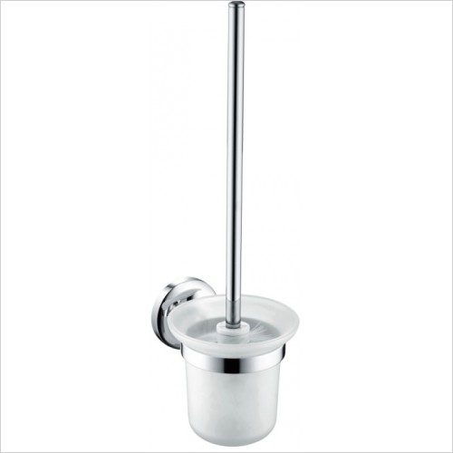 Bristan Accessories - Solo Wall Hung Toilet Brush