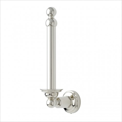Perrin and Rowe Accessories - Traditional Spare Toilet Roll Holder