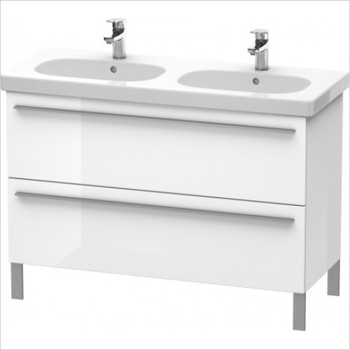 Duravit Furniture - X-Large Vanity Unit 668x1150x470mm 2 Drawers