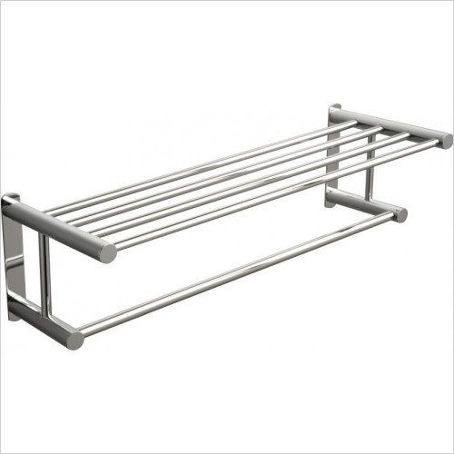Miller Accessories - Classic Towel Rack