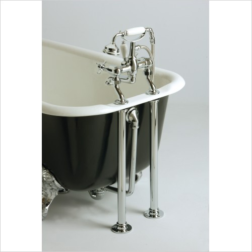 Heritage Optional Extras - Exposed Iron Bath Waste