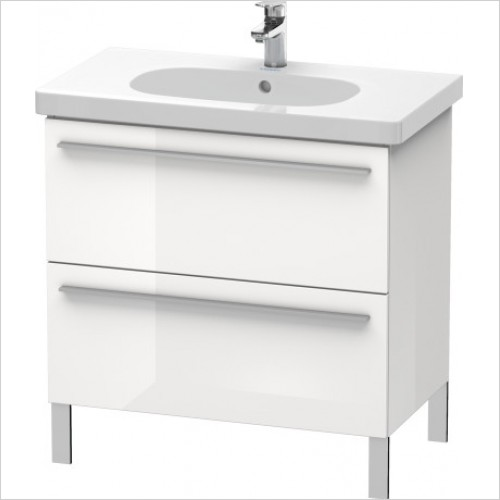 Duravit Furniture - X-Large Vanity Unit 668x800x470mm 2 Drawers