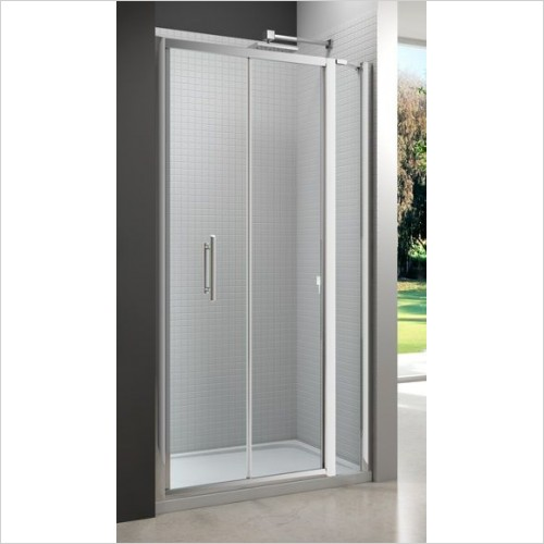 Merlyn Shower Enclosures - 6 Series Inline Panel 140mm