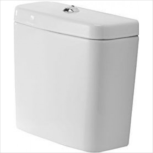 Duravit Optional Extras - D-Code Cistern With Dual Flush 1/2''
