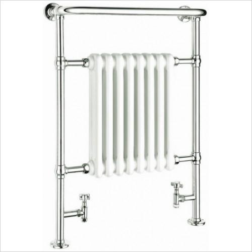 Reina Radiators - Victoria Radiator 960 x 675mm - Central