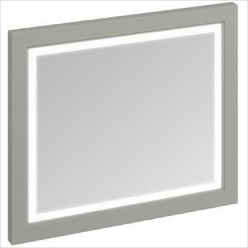 Burlington Accessories - 900mm Framed LED Mirror
