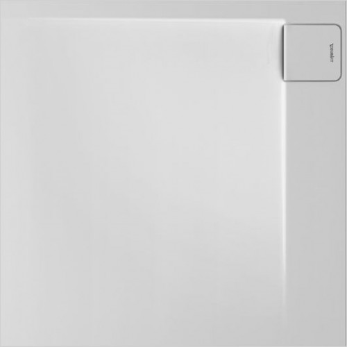 Duravit Showers - P3 Comforts Shower Tray 900x900mm Square Corner Right