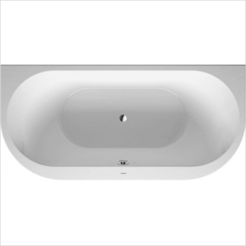 Duravit Baths - Darling New Bathtub 1900x900mm With Acrylic Panel
