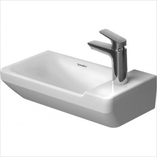 Duravit - Basins - P3 Comforts Handrinse Basin 500mm 0TH