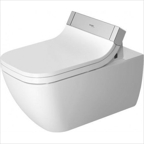 Duravit - Toilets - Happy D.2 Toilet Wall Mounted 620mm Washdown Rimless