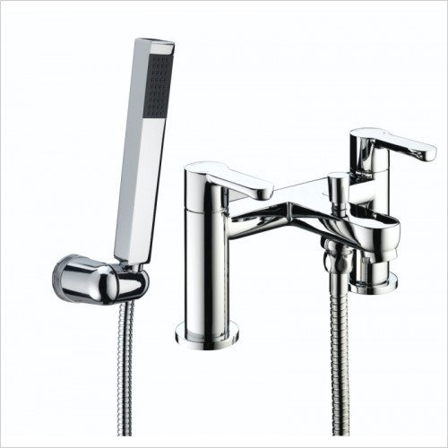 Bristan Showers - Nero Bath Shower Mixer