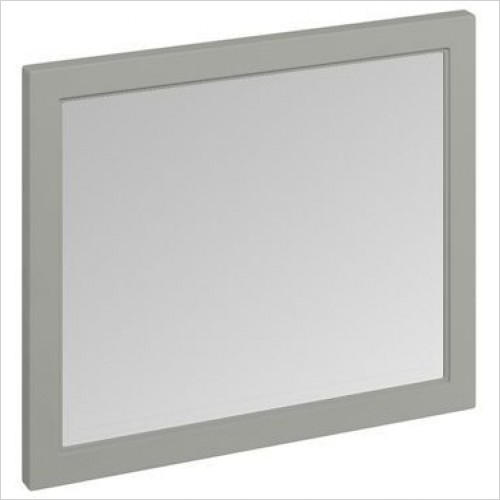 Burlington Accessories - 900mm Framed Mirror (Without LED Lighting)