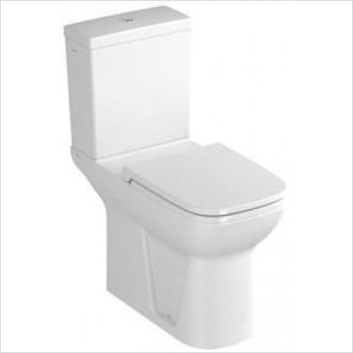 Vitra Toilets - S20 Accessible Close-Coupled WC Pan