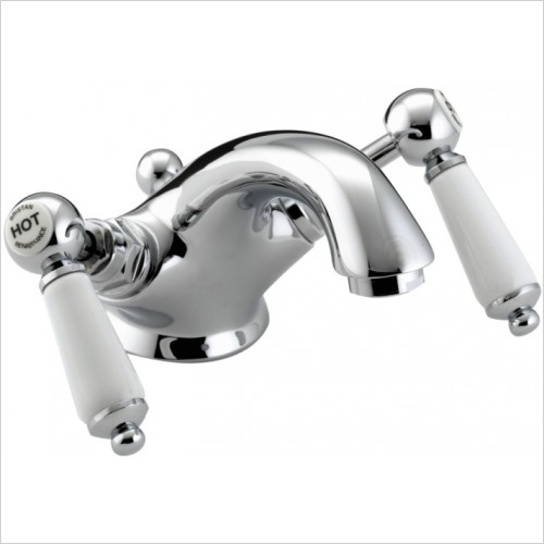 Bristan Taps - Renaissance Mono Basin Mixer With Pop Up Waste