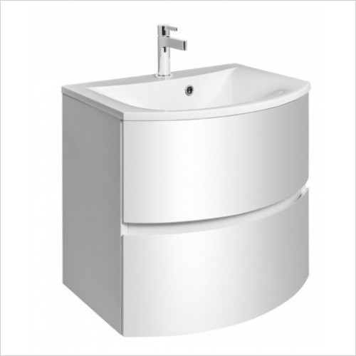 Svelte 600mm Vanity Unit