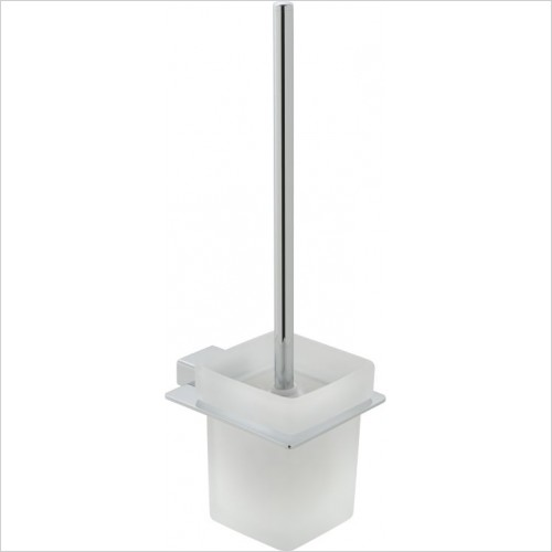 VADO Accessories - Phase Toilet Brush & Holder