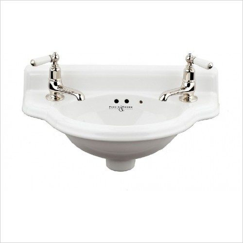 Perrin and Rowe Basins - Basin Petite 2TH