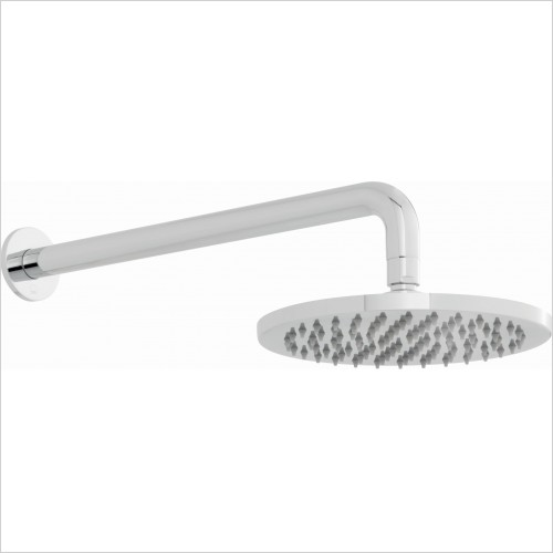 VADO Showers - Atmosphere Round 200mm Head