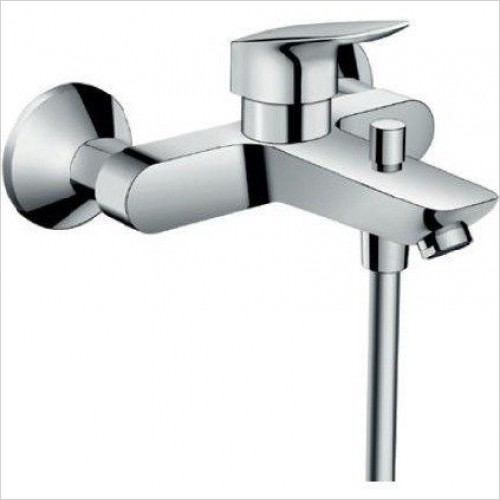 Hansgrohe Showers - Logis Single Lever Bath Mixer For Exposed Installation