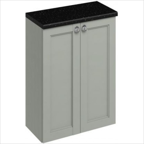 Burlington Furniture - 600 Double Door Storage Unit