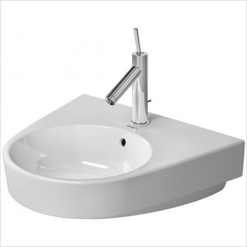 Duravit - Basins - Starck 2 Washbasin 550mm 3TH