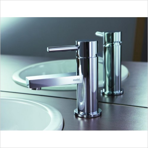 Matki Taps - Mono Elixir Design Single Lever Basin Filler