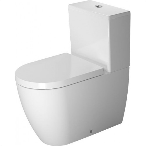 duravit toilets me by starck toilet close coupled 650mm. Black Bedroom Furniture Sets. Home Design Ideas