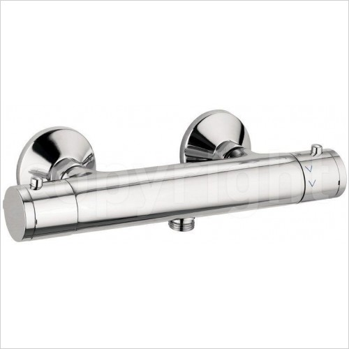 Crosswater Showers - Kai Thermostatic Shower Valve Exposed