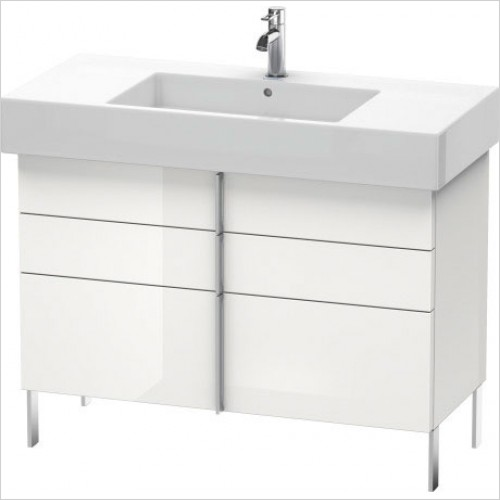 Duravit Furniture - Vero Vanity Unit Floorstanding 581x1000x446mm