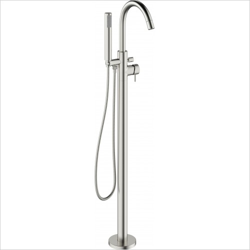 Crosswater Showers - Mike Pro Floorstanding Bath Shower Mixer