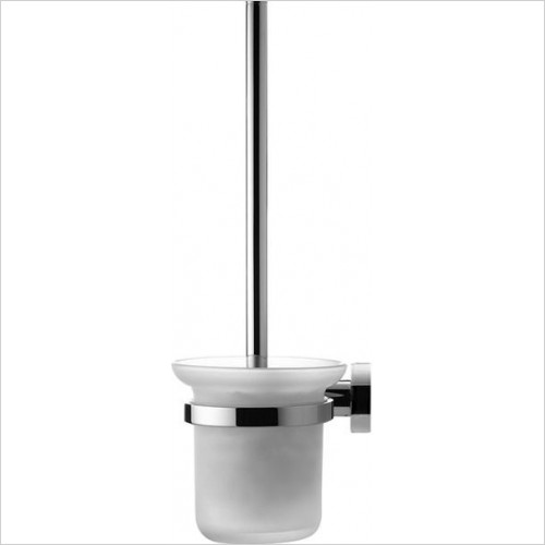 Duravit Accessories - D-Code Brush Set Wall-Mounted