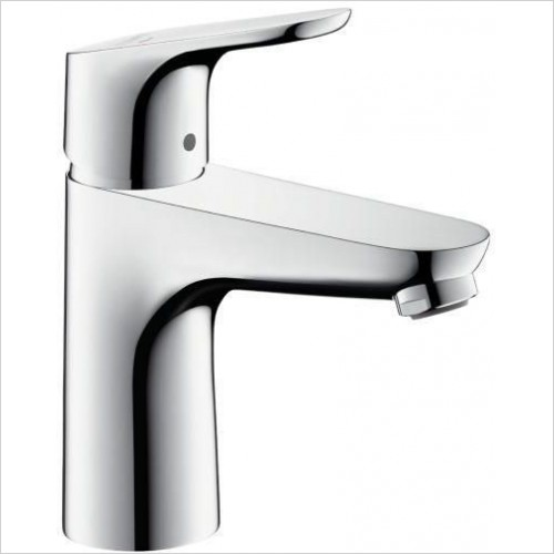 Hansgrohe Taps - Focus Basin Mixer 100 CoolStart