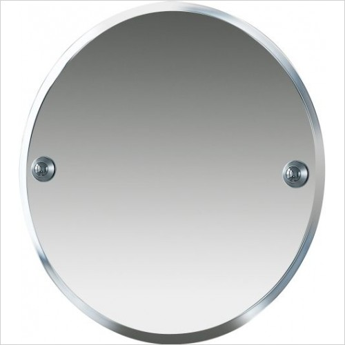 Miller Accessories - Metro Wall Mounted Mirror