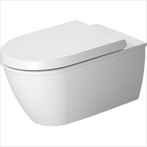 Duravit - Toilets - Darling New Toilet Wall Mounted 620mm Washdown