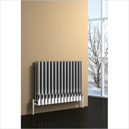 Reina Radiators - Nerox Double Radiator 600 x 1180mm - Dual Fuel