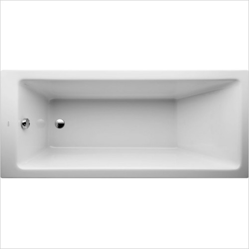 Laufen Baths - Pro Wellness Rectangular Bathtub 1700 x 750 x 620mm