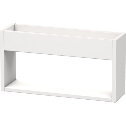 Duravit Optional Extras - Ketho Wall Shelf 240x500x135mm - kt2537