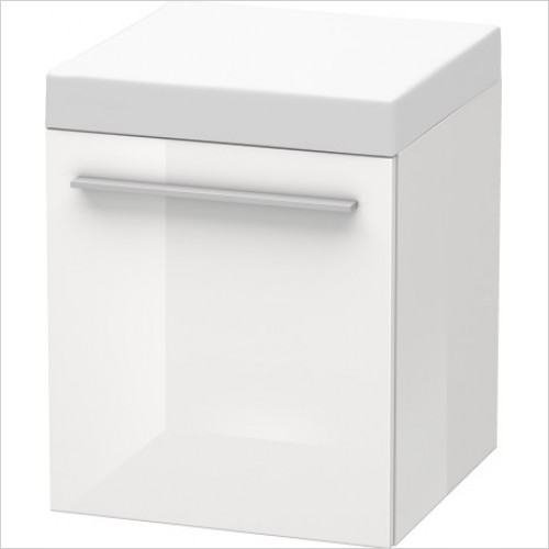 Duravit Furniture - X-Large Mobile Storage Unit 510x400x400mm