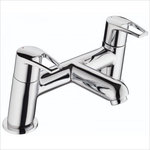 Bristan Taps - Smile Bath Filler