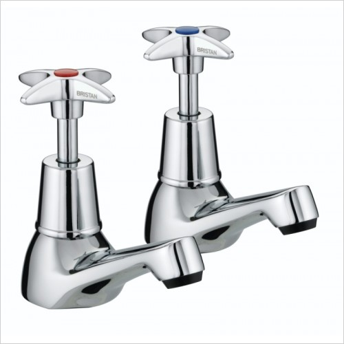 Bristan Taps - 5412 X Head Basin Taps