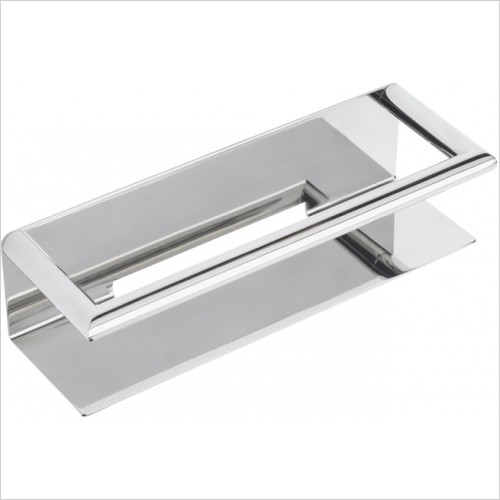 Roper Rhodes Accessories - Idol Shower Shelf With Towel Rail